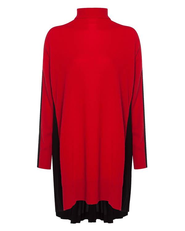 джемпер из кашемира с отделкой спины  артикул C1543 марки Amanda Wakeley купить за 42800 руб.