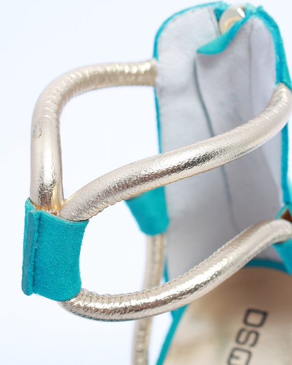 женская босоножки DSQUARED, сезон: лето 2012. Купить за 13500 руб. | Фото $i
