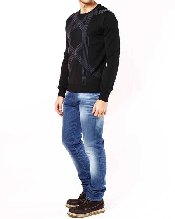 мужская джемпер BIKKEMBERGS, сезон: зима 2013/14. Купить за 5400 руб. | Фото $i
