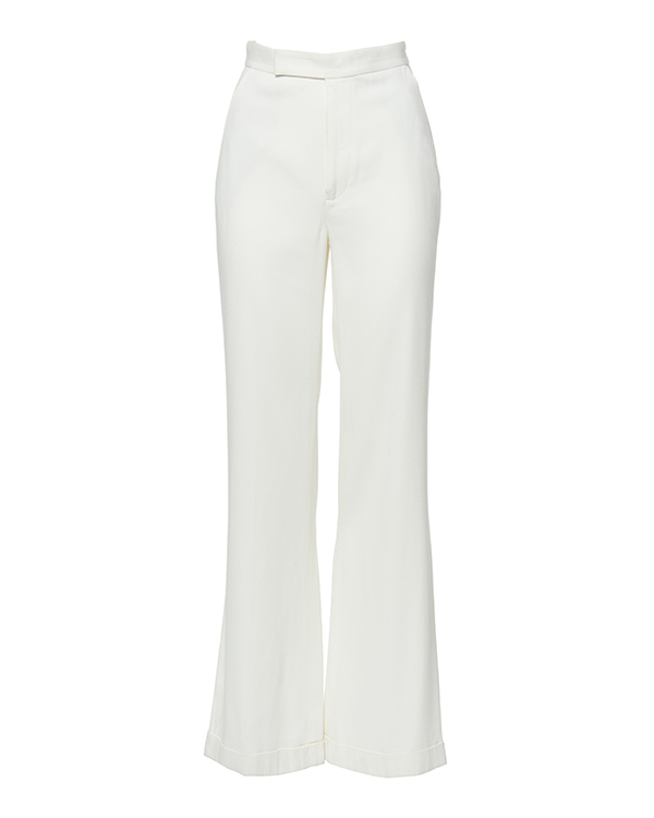 женская брюки Polo by Ralph Lauren, сезон: лето 2014. Купить за 11100 руб. | Фото 1