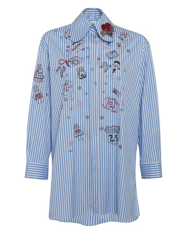 рубашка  артикул C644MRD марки Dice Kayek купить за 58100 руб.