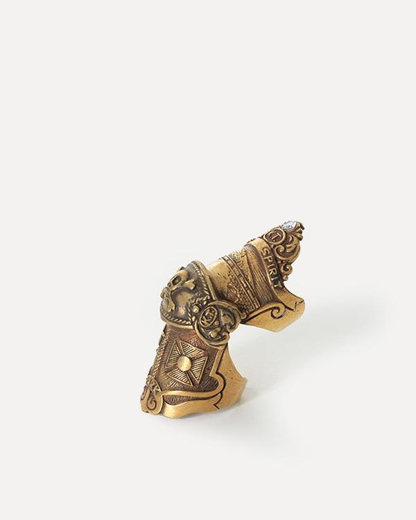 аксессуары кольцо Share Spirit, сезон: зима 2012/13. Купить за 9600 руб. | Фото 2