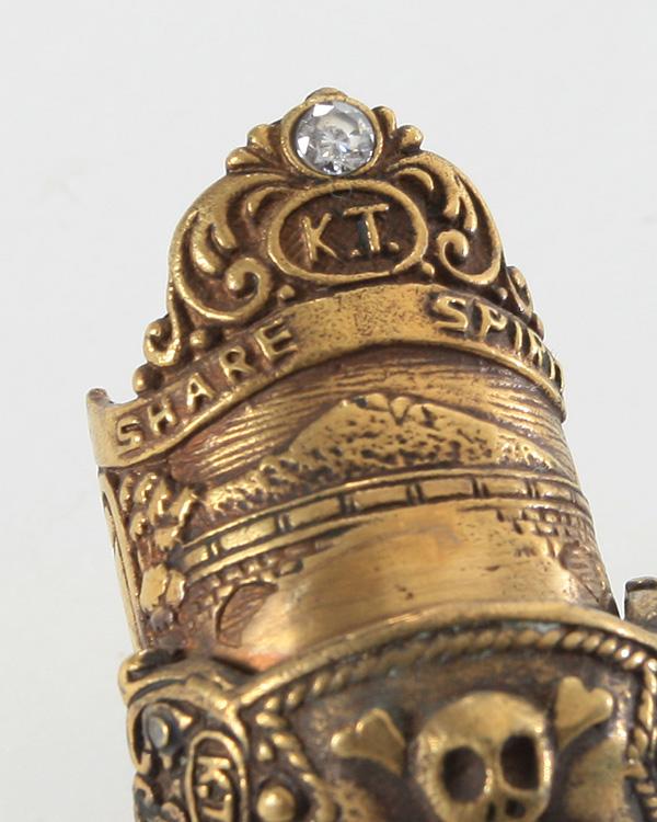 аксессуары кольцо Share Spirit, сезон: зима 2012/13. Купить за 9600 руб. | Фото 5
