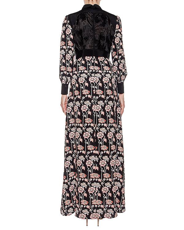 женская платье Simona Corsellini, сезон: зима 2016/17. Купить за 23800 руб. | Фото 3