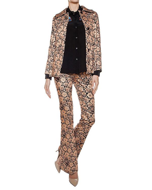 женская брюки Simona Corsellini, сезон: зима 2016/17. Купить за 10200 руб. | Фото 3