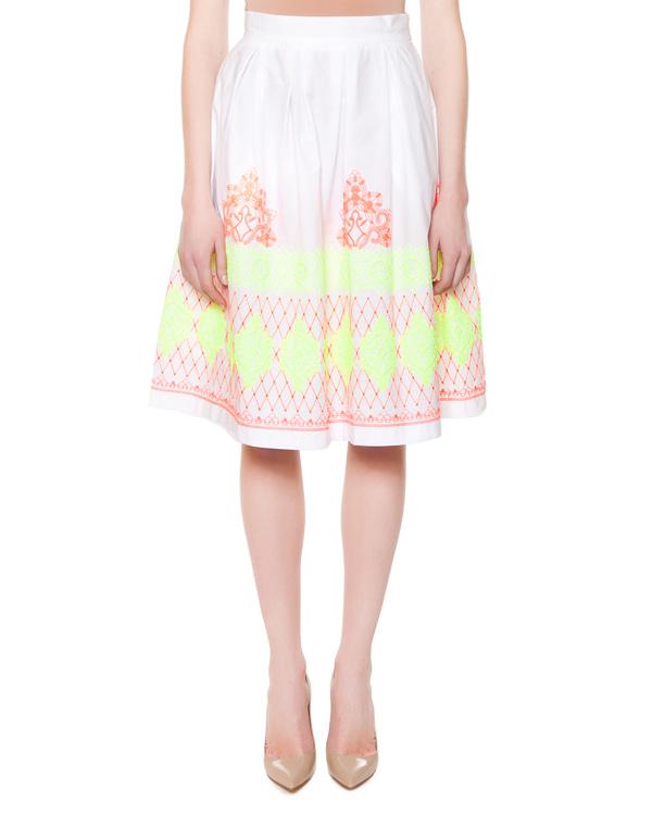 женская юбка P.A.R.O.S.H., сезон: лето 2015. Купить за 9700 руб. | Фото 1