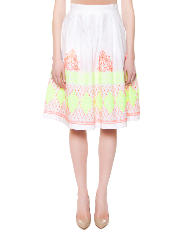 юбка  артикул CABI620074 марки P.A.R.O.S.H. купить за 5800 руб.