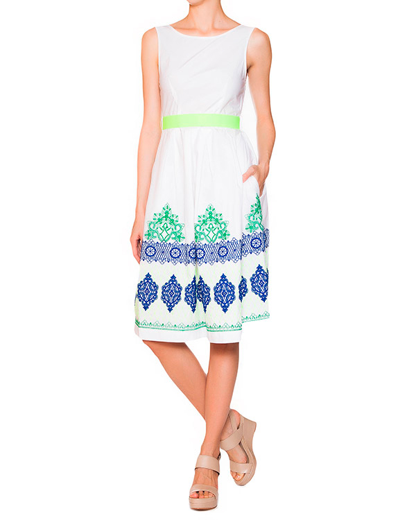 женская платье P.A.R.O.S.H., сезон: лето 2015. Купить за 13500 руб. | Фото 2