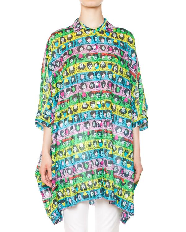 женская рубашка Ultra Chic, сезон: лето 2015. Купить за 12000 руб. | Фото 1