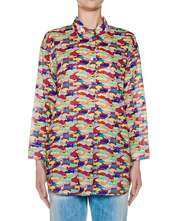 рубашка  артикул CAM26FISH марки Ultra Chic купить за 10900 руб.
