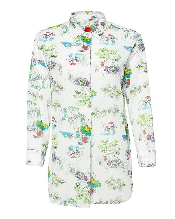 рубашка  артикул CAM26ROMANTIC марки Ultra Chic купить за 10900 руб.