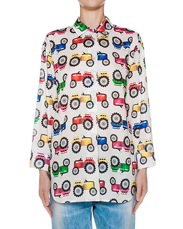 рубашка  артикул CAM26TRATTORI марки Ultra Chic купить за 10900 руб.