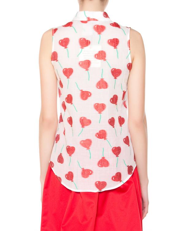 женская рубашка Ultra Chic, сезон: лето 2015. Купить за 6900 руб. | Фото $i
