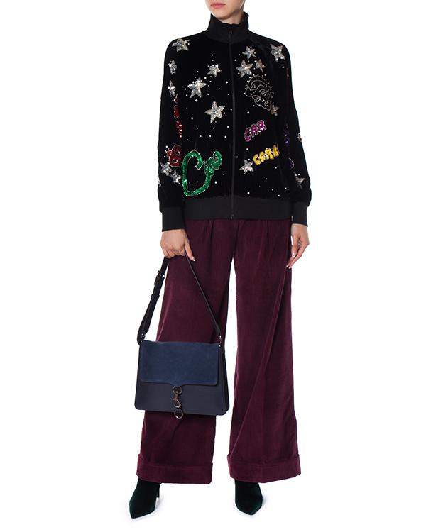 женская брюки P.A.R.O.S.H., сезон: зима 2017/18. Купить за 19400 руб. | Фото $i