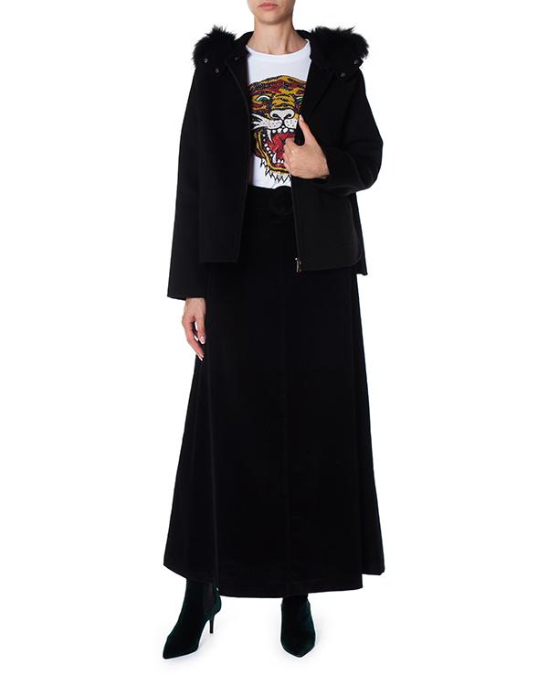 женская юбка P.A.R.O.S.H., сезон: зима 2017/18. Купить за 24100 руб. | Фото $i