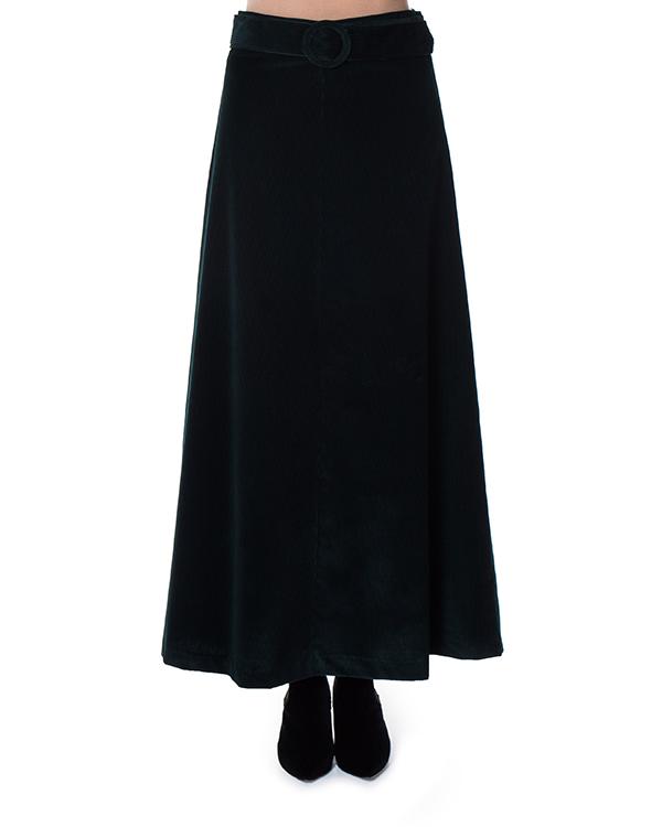 юбка макси А-образного силуэта артикул CAMDEN620218 марки P.A.R.O.S.H. купить за 24100 руб.