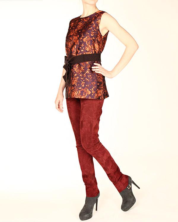 женская брюки P.A.R.O.S.H., сезон: зима 2013/14. Купить за 22600 руб. | Фото 3