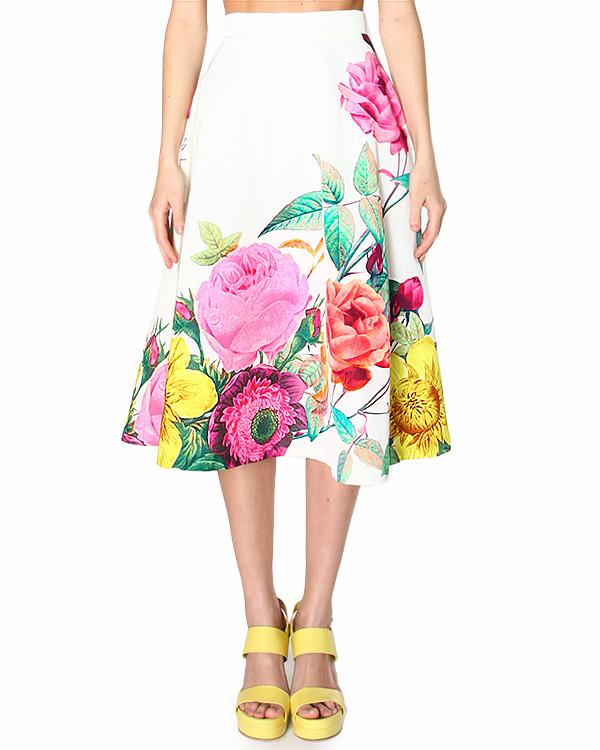 женская юбка P.A.R.O.S.H., сезон: лето 2015. Купить за 19900 руб. | Фото $i