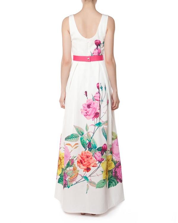 женская платье P.A.R.O.S.H., сезон: лето 2015. Купить за 31300 руб. | Фото $i