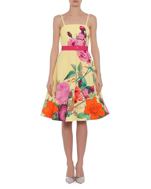 женская платье P.A.R.O.S.H., сезон: лето 2015. Купить за 26800 руб. | Фото 1
