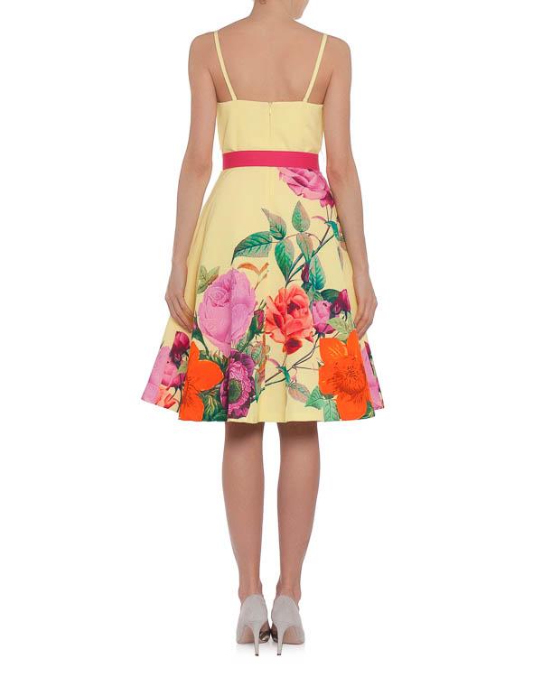 женская платье P.A.R.O.S.H., сезон: лето 2015. Купить за 26800 руб. | Фото 2