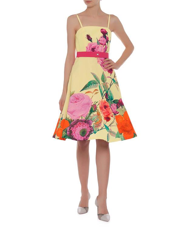 женская платье P.A.R.O.S.H., сезон: лето 2015. Купить за 26800 руб. | Фото 3