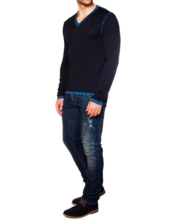 мужская джемпер Fabrizio Del Carlo, сезон: зима 2015/16. Купить за 7900 руб. | Фото 3