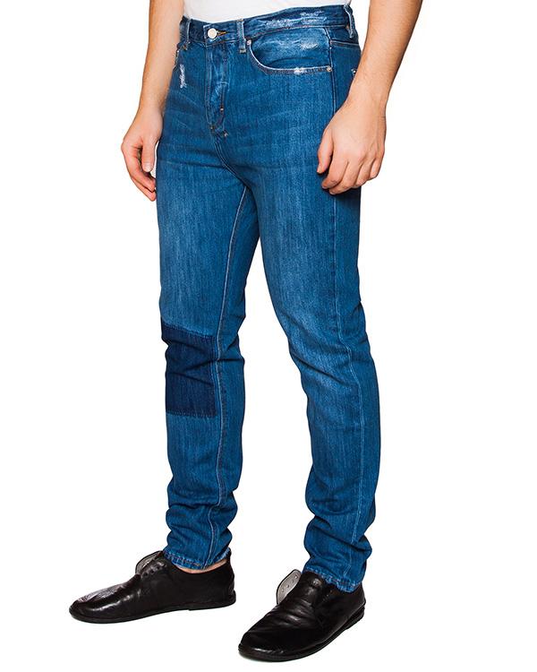 джинсы из плотного денима  артикул CCM152505 марки Cocurata купить за 8500 руб.