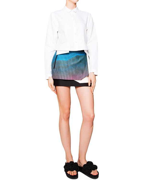 женская юбка Cocurata, сезон: лето 2016. Купить за 10600 руб. | Фото 3