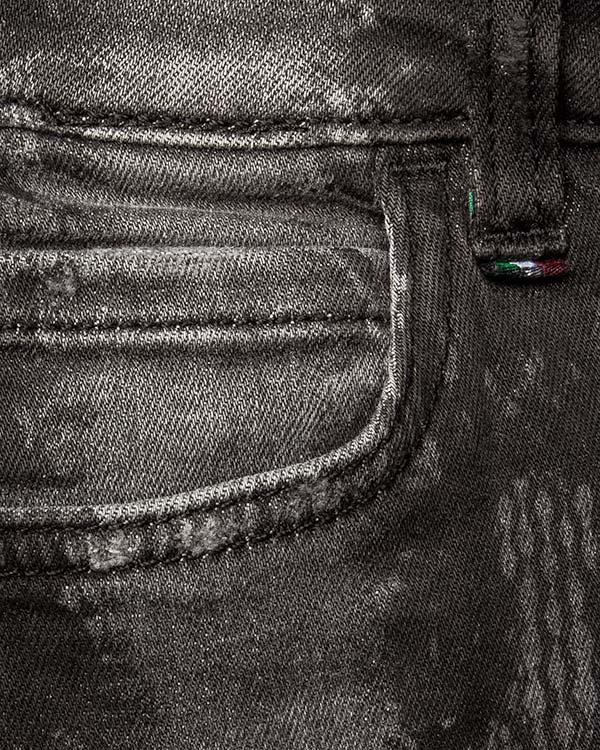 женская джинсы PHILIPP PLEIN, сезон: зима 2016/17. Купить за 31300 руб. | Фото 4