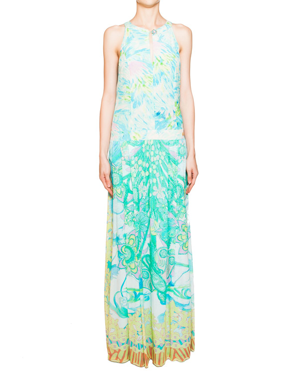 женская платье Cavalli Class, сезон: лето 2013. Купить за 25400 руб. | Фото 1