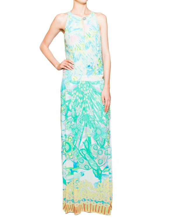 женская платье Cavalli Class, сезон: лето 2013. Купить за 25400 руб. | Фото 2