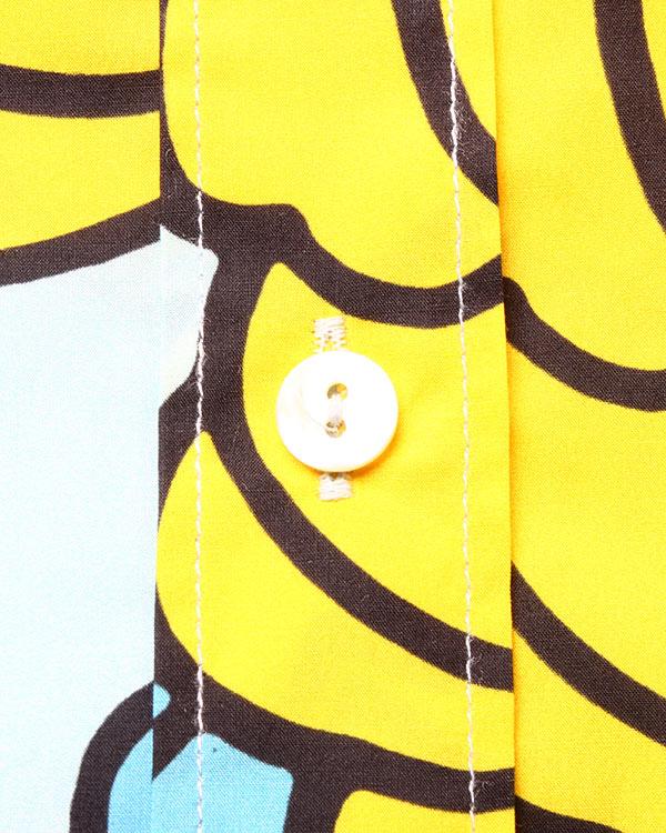 женская блуза P.A.R.O.S.H., сезон: лето 2015. Купить за 8700 руб. | Фото 4