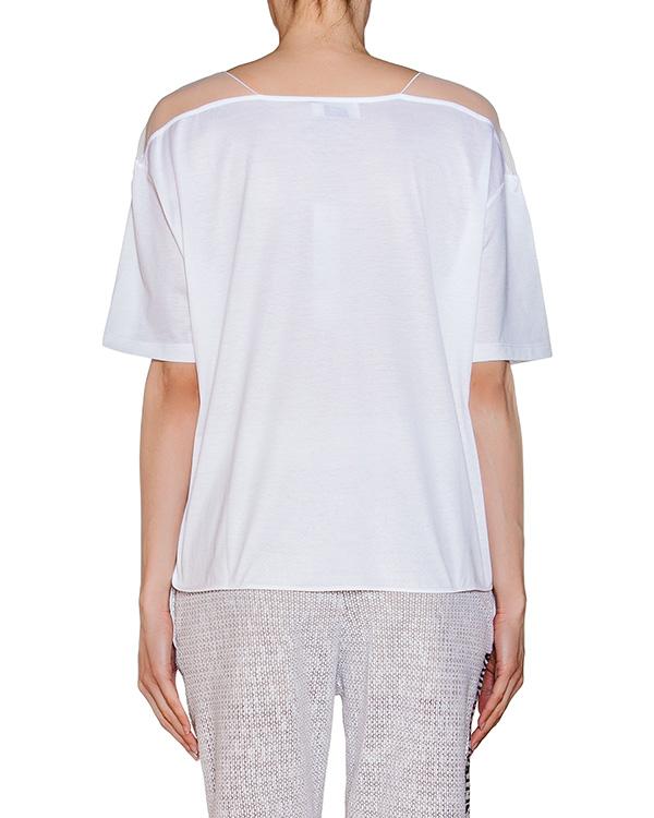 женская футболка AVIU, сезон: лето 2016. Купить за 6400 руб. | Фото 2