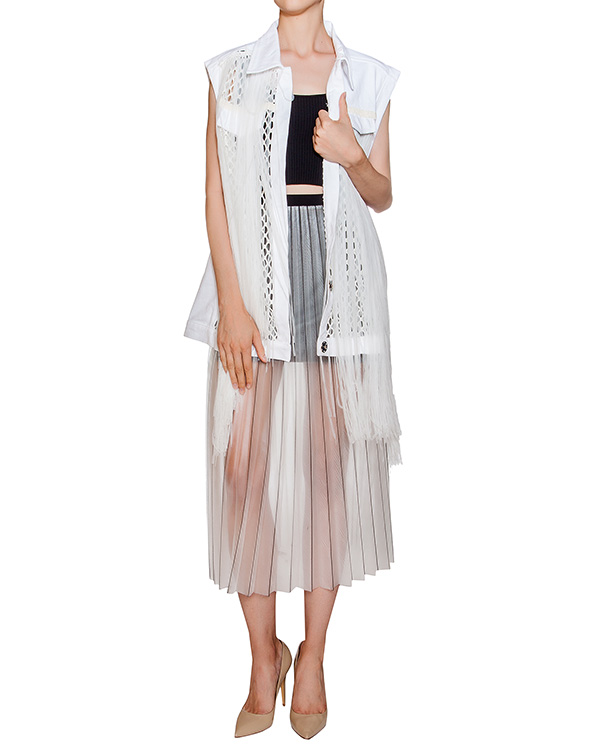 женская юбка AVIU, сезон: лето 2016. Купить за 14600 руб. | Фото 3