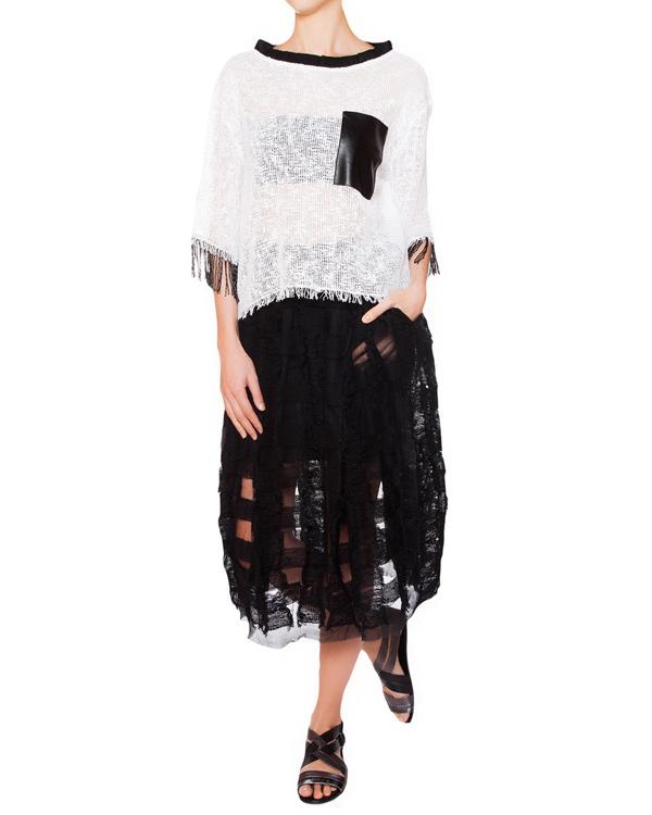 женская юбка AVIU, сезон: лето 2015. Купить за 13300 руб. | Фото 3