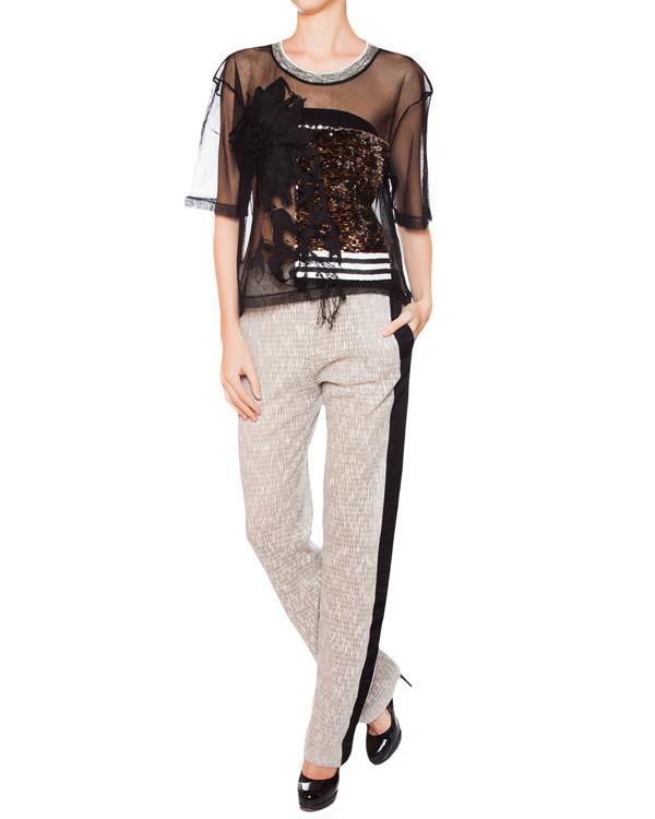 женская брюки AVIU, сезон: лето 2015. Купить за 11200 руб. | Фото 3