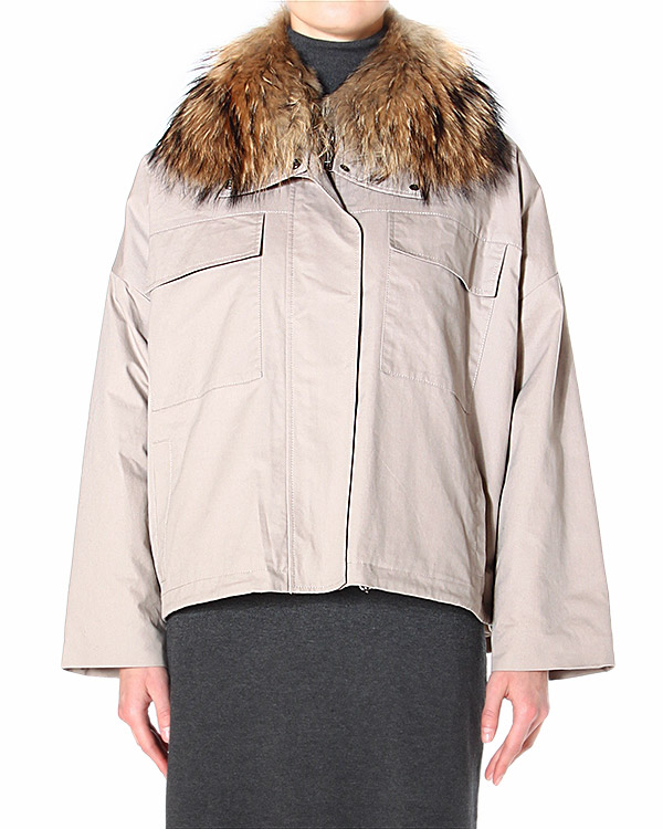 женская куртка P.A.R.O.S.H., сезон: зима 2014/15. Купить за 30400 руб. | Фото 1