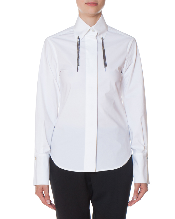 рубашка приталенного силуэта артикул CIELA марки Balossa купить за 16000 руб.