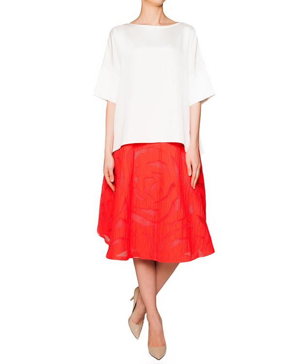 женская юбка P.A.R.O.S.H., сезон: лето 2016. Купить за 12100 руб. | Фото 3