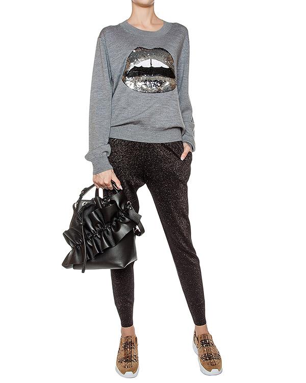 женская брюки Markus Lupfer, сезон: зима 2016/17. Купить за 11100 руб. | Фото 3