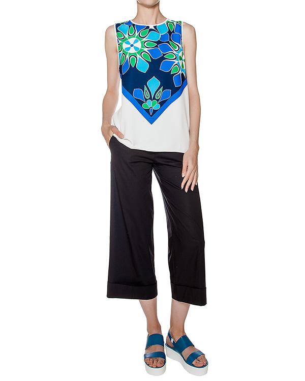 женская брюки P.A.R.O.S.H., сезон: лето 2016. Купить за 7400 руб. | Фото 3