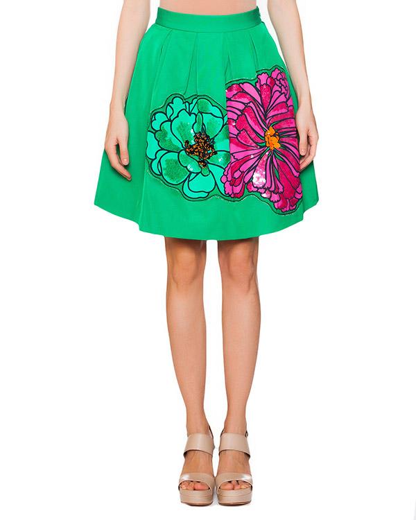 женская юбка P.A.R.O.S.H., сезон: лето 2015. Купить за 17300 руб. | Фото $i