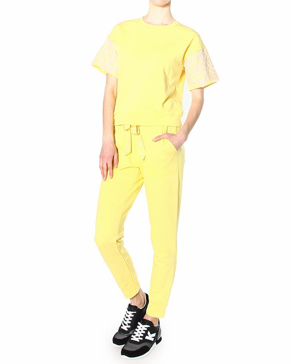 женская брюки P.A.R.O.S.H., сезон: лето 2015. Купить за 5900 руб. | Фото 3