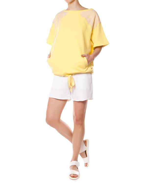 женская свитшот P.A.R.O.S.H., сезон: лето 2015. Купить за 9200 руб.   Фото 3