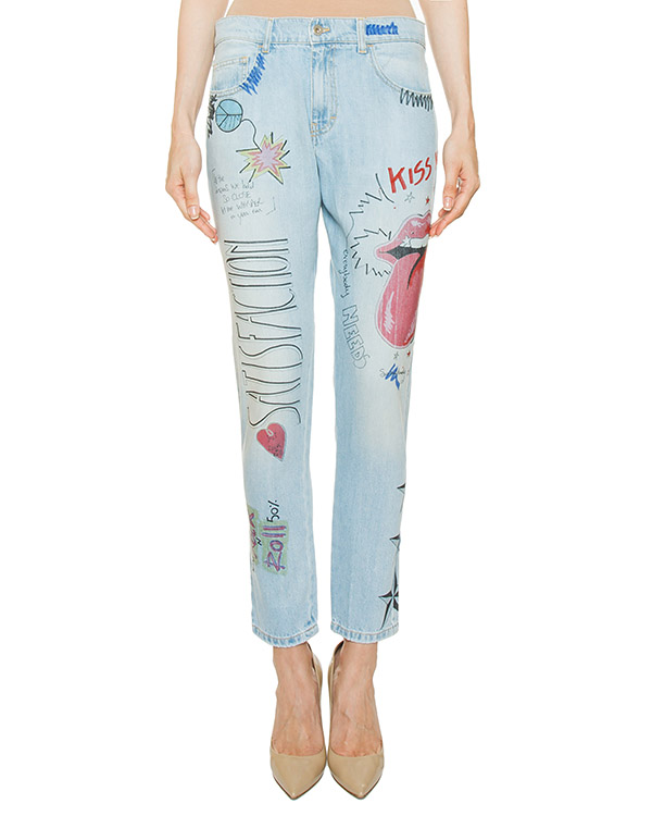 джинсы  артикул COGIN230198Z марки P.A.R.O.S.H. купить за 13500 руб.