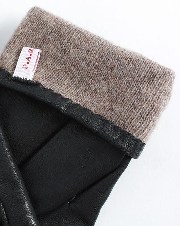 аксессуары перчатки P.A.R.O.S.H., сезон: зима 2012/13. Купить за 4500 руб. | Фото 4