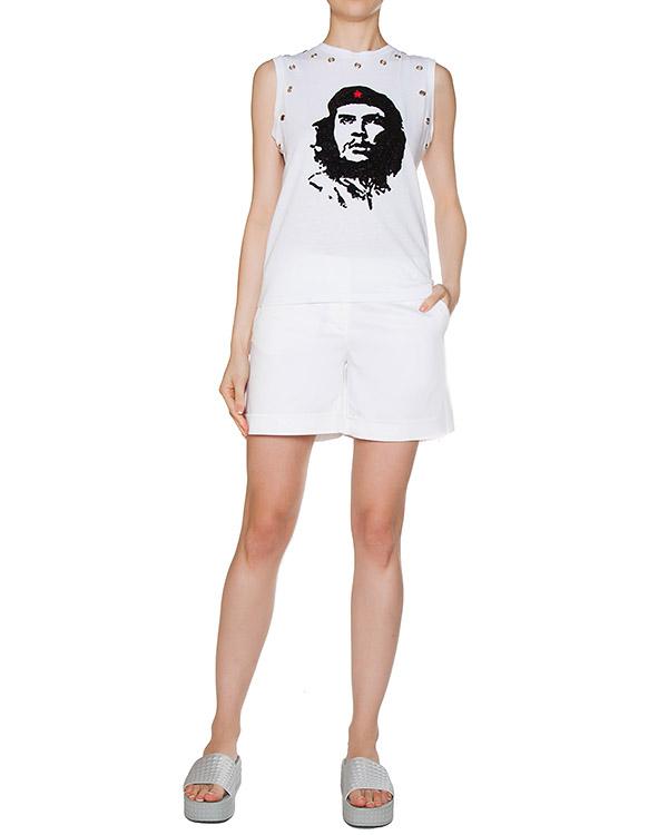 женская шорты P.A.R.O.S.H., сезон: лето 2017. Купить за 6300 руб. | Фото $i