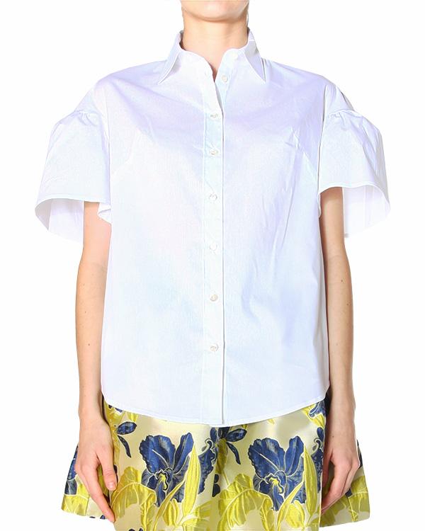 женская рубашка P.A.R.O.S.H., сезон: лето 2015. Купить за 7200 руб. | Фото 1