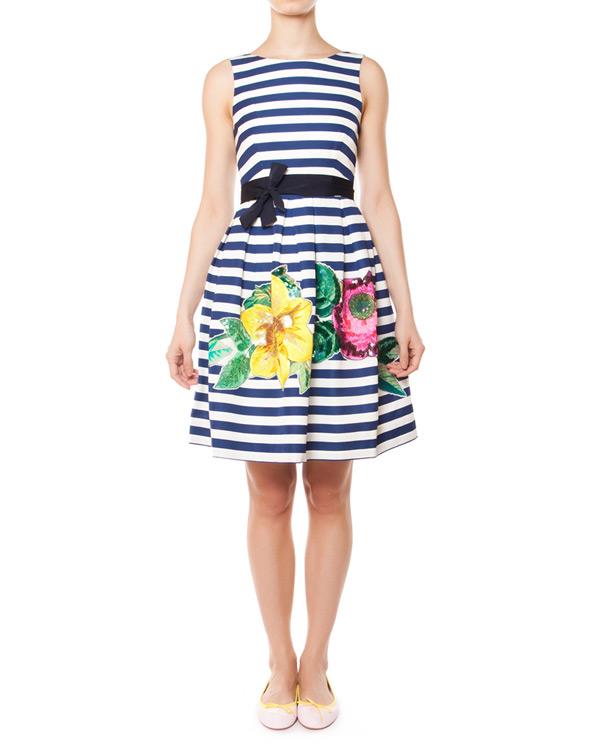 женская платье P.A.R.O.S.H., сезон: лето 2015. Купить за 28800 руб. | Фото 1